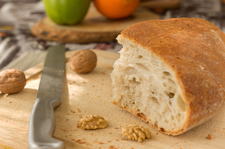 Making Bread without Yeast or Baking Powder