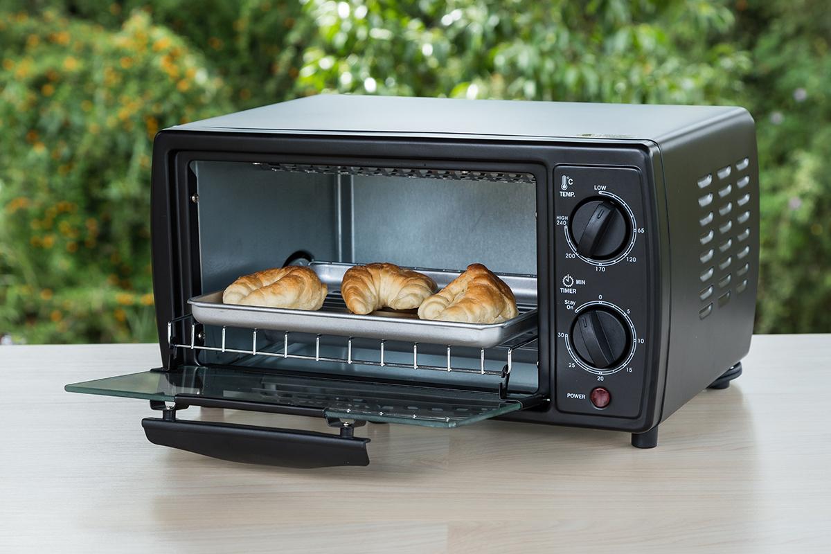 Panasonic FlashXpress Toaster Oven -breadandbuzz.com